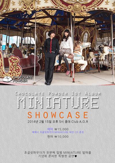 Miniature Showcase